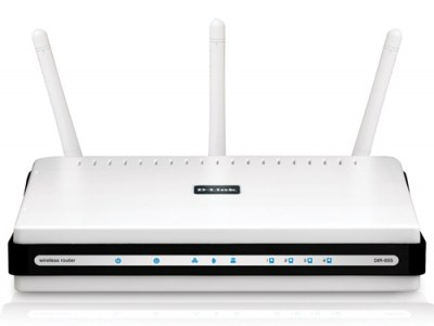 Wireless D-Link DIR-655