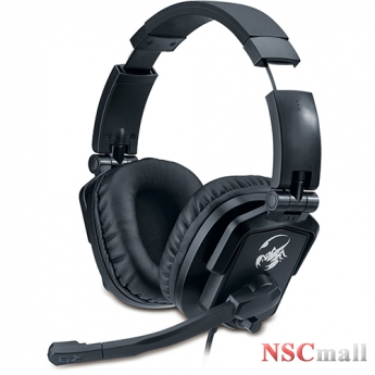 Casti cu microfon Genius HS-G550V Lychas GX-Series, Gaming, Individual volume control on each ear cup,
