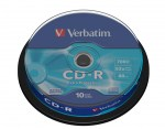 CD-R Verbatim 700MB 52X Extra Protection, 10 buc