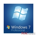 Microsoft Windows 7 Professional SP1 32/64bit English GGK - pentru legalizare