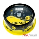 CD-R 700MB, 52x, 10buc pe folie Maxell