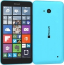 Microsoft  Lumia 640 Dual SIM (Windows 8.1. Phone) - 3G Cyan