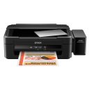 Multifunctional Epson inkjet color CISS L220, A4