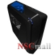 Carcasa  NZXT  Phantom 410 Black, SECC Steel ATX Mid Tower, fara sursa