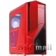 Carcasa  NZXT Phantom 410 Red, SECC Steel ATX Mid Tower, fara sursa