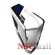 Carcasa  NZXT  Phantom White, SECC Steel EATX Full Tower, fara sursa