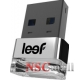 USB Flash Drive Leef Supra 16GB USB 3.0 Argintiu