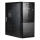 Carcasa Spire  SP1075B-420W-E1, Middle Tower, ATX / mATX, Negru